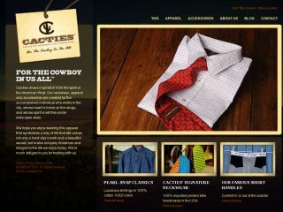 Cacties Western Wear