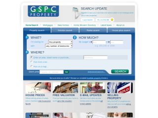 GSPC - Glasgow Solicitors Property Centre