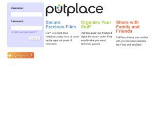 PutPlace.com