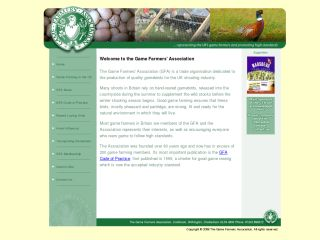 Game Farmers Association