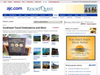 Travel destinations in the Southeast, Caribbean