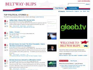 BeltwayBlips