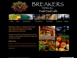 Breakers Fresh Food Cafe