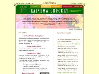 Rainbow Grocery Cooperative