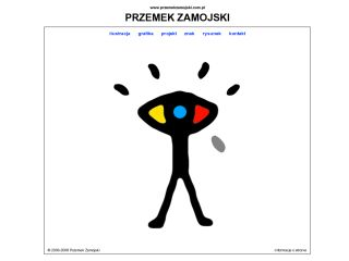 Przemek Zamojski - ilustrations, drawings, graphics, signs, projects