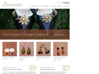 Gingeroot Jewelry