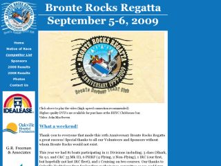 Bronte Rocks Regatta