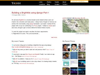 Yashh