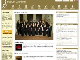 Studium Canticum