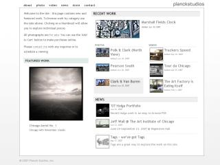 Planck Studios: Chicago Photography and Video
