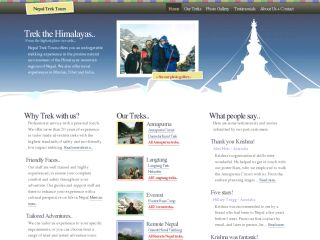Nepal Trek Tours