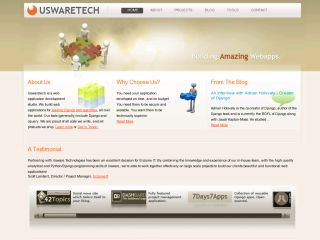 Usware Technologies - Django Web Application Development