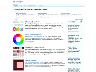 Colorspire Color Schemer