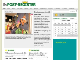 Quincy Valley Post-Register