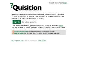 Quisition