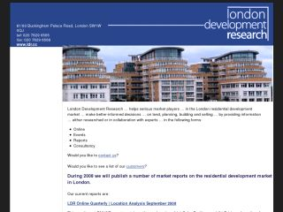 London Development Research