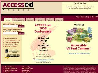 ACCESS-ed