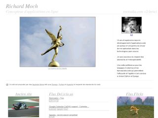 Richard Moch's website