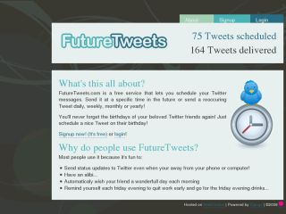 FutureTweets
