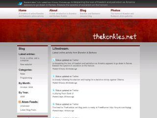 TheKonkles.net