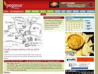 Pegasus News