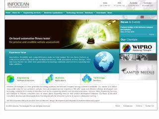 Infocean Technologies (CMS Site)