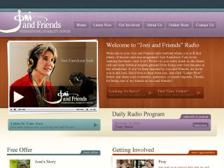 Joni and Friends Radio
