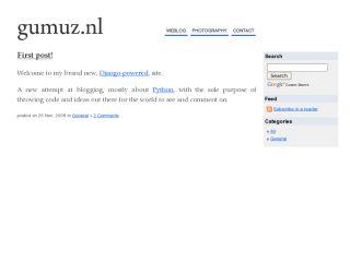 gumuz.nl