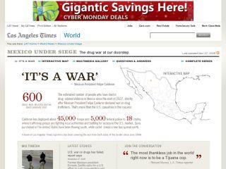 Mexico Under Siege