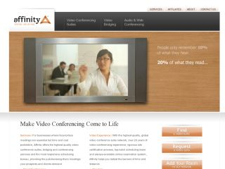 Affinity Video