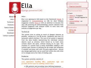 Ella Project