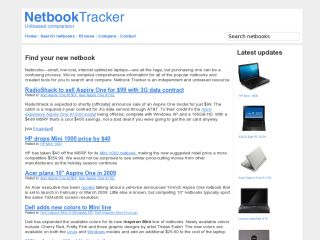 Netbook Tracker