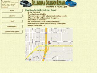 Bellingham Collision Repair