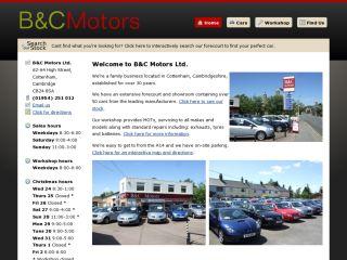 B&C Motors