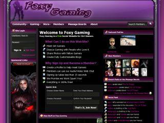 Team Foxy
