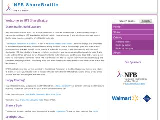 NFB ShareBraille