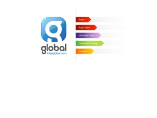 Global Radio Corporate Site