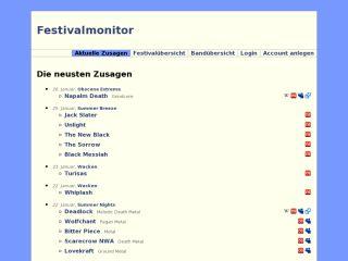 Festivalmonitor