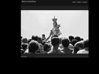 Marta Smaldone Photographer WebSite