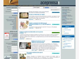 Aceprensa news site