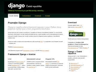 Django Czech republic