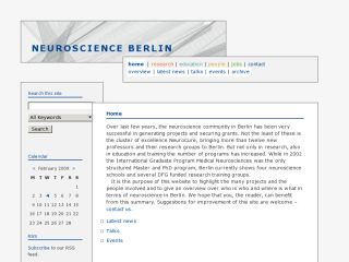Neuroscience Berlin