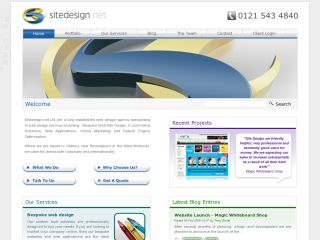 Sitedesign.net Ltd