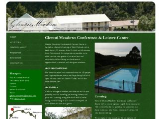 Glentui Meadows - Conference & Leisure Centre
