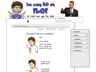 plop's online comics