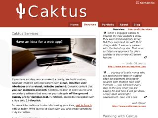 Caktus Consulting Group , LLC