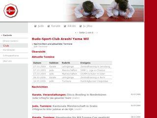 Budo Sport Club Arashi Yama Wil