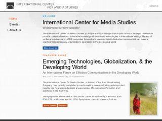 International Center for Media Studies