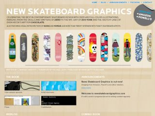 New Skateboard Graphics