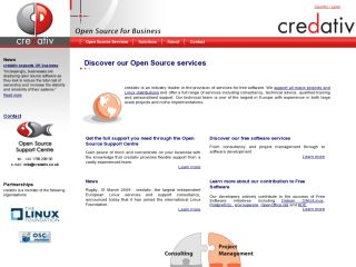 credativ: open source for business
